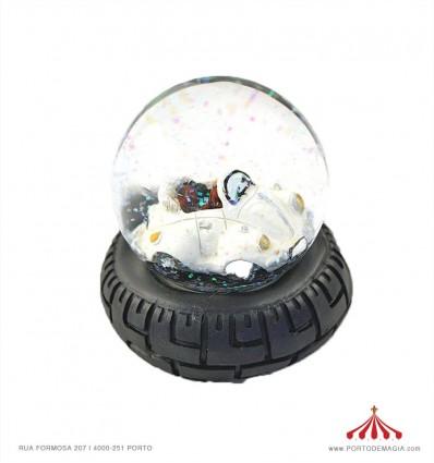 Bola de Neve VW Carocha branca