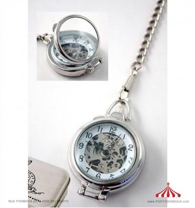 Relógio com mecanismo