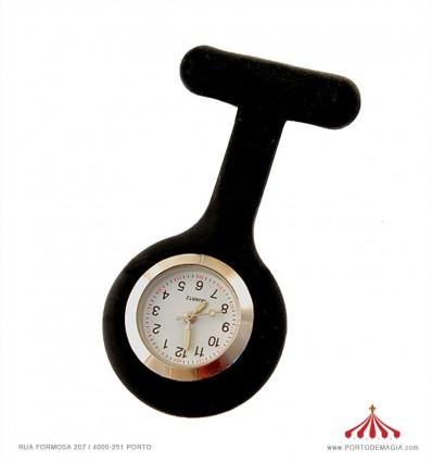 Relógio para bata