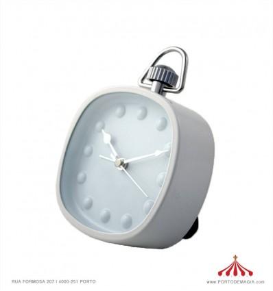 Despertador branco