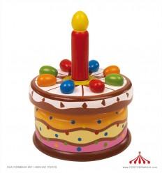 Bolo aniversario