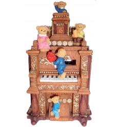 Piano com Ursinhos