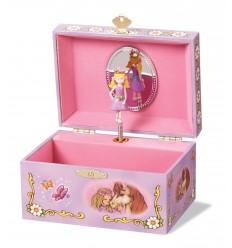 Guarda Jóias Princess borboleta