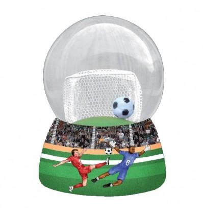 Globo de neve futebol