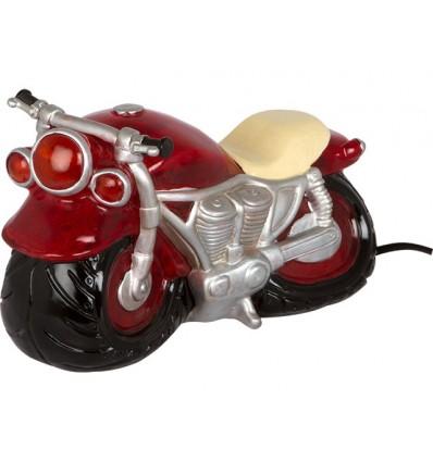Lâmpada nocturna moto