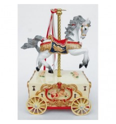 Cavalo de carrossel