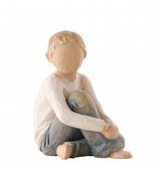 Caring Child - Willow Tree