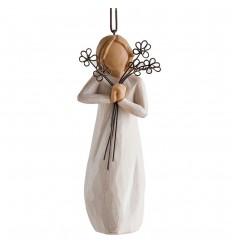 Friendship Ornamento - Willow Tree