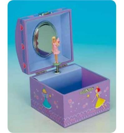 """Caixa de joias """"Princesa"""""""