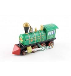Locomotiva Verde