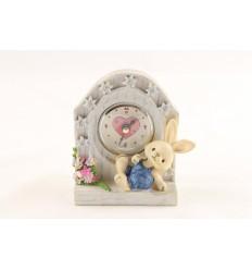 Relógio coelho