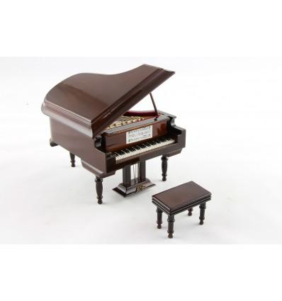 Mus. Piano com Cauda