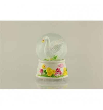 Swan snowball