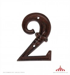 Nº de porta - 2