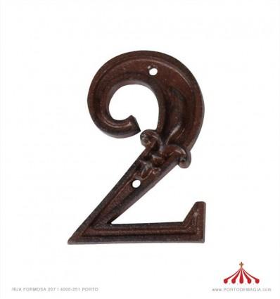 Nº de porta - 1
