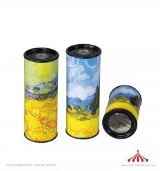 Caleidoscópio Van Gogh médio