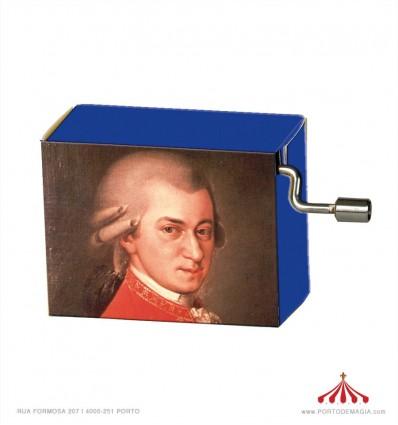 Realejo Mozart Flauta Encantada