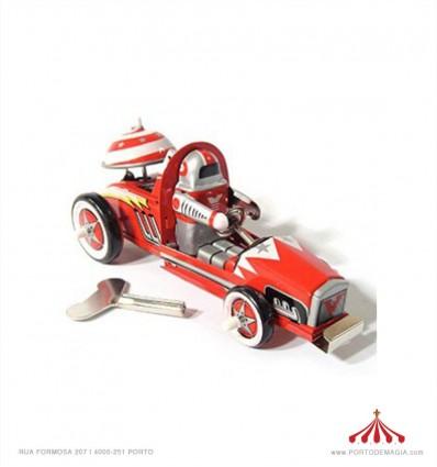 Auto corrida robot