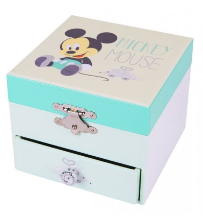 Caixa música Minnie Mouse