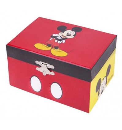 Caixa música Mickey Mouse