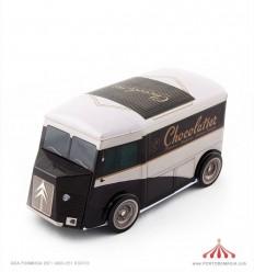 Citroen Chocolatier em chapa