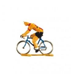 Ciclista de Chumbo