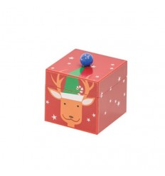 Mini POM POM Reindeer