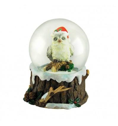 Bola de neve Coruja Natalícia
