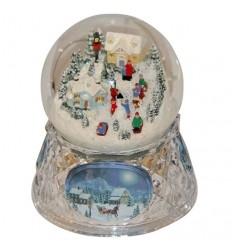 Vila Inverno boneco de neve