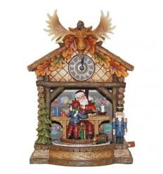 Relógio de Cuco Oficina Pai Natal