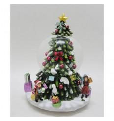Árvore de Natal Prendas e Meninos