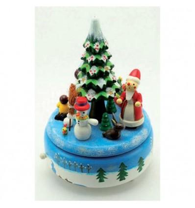 Pai Natal Árvore