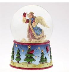 Anjo Bola de neve céu