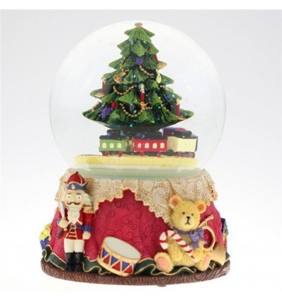 Árvore de Natal Bola de neve