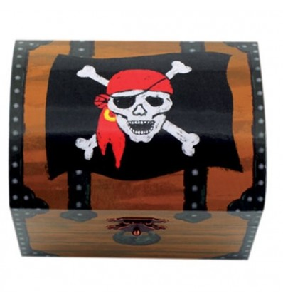 Treasure musical box Pirates