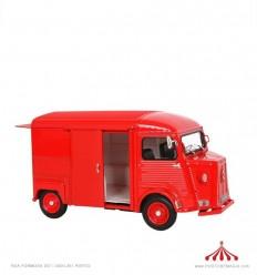 Citroën Type H - Vermelho
