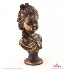 Busto Menina Deco