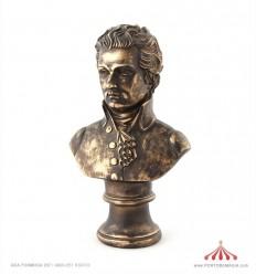 Busto Mozart Deco