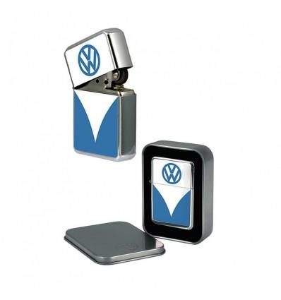 Isqueiro logo VW azul