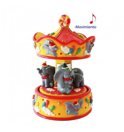 Carrossel elefantes