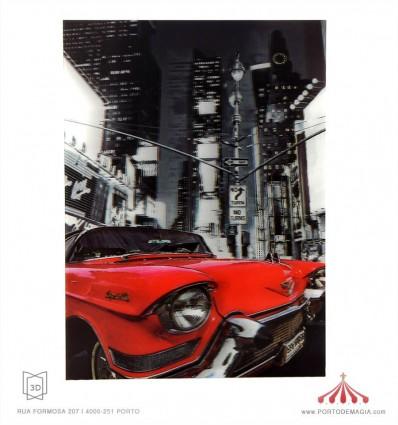 Quadro 3D Cadillac Coupe Deville
