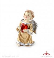 Anjo Deco Dourado 2