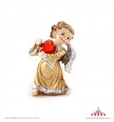 Anjo Deco Dourado 1