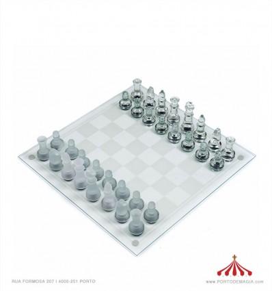 Xadrez Cristal Reconstruído 20x20