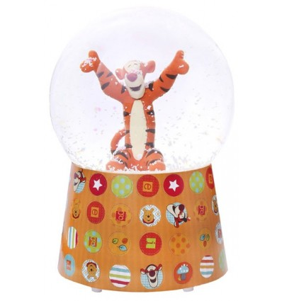 Globo Neve Tigre do Winnie The Pooh