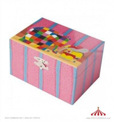 Caixa de Jóias Elmer Super