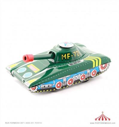 Tanque canhão