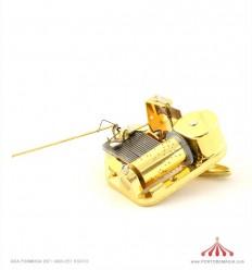 Swan lake - 18 Notes - Mechanical mechanism