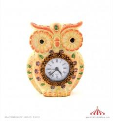 Relógio Mocho Terracota