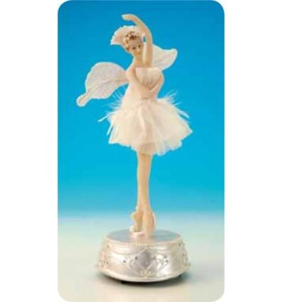 A bailarina com asas